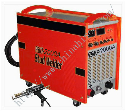 Shear stud welder 2000A