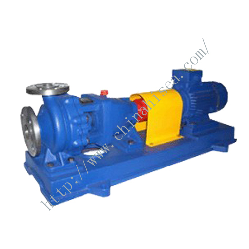 IR Heat Preservation Chemical Pump