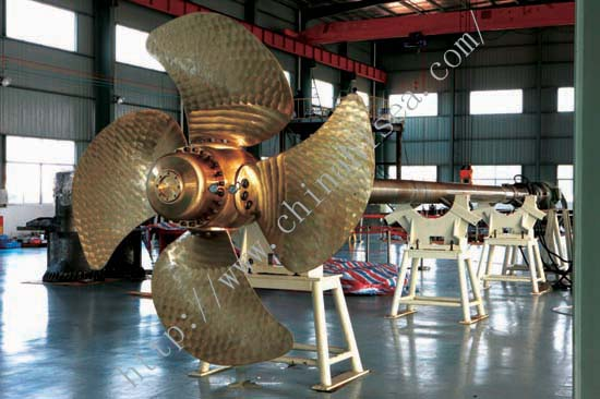 Controllable Pitch Propulsion System