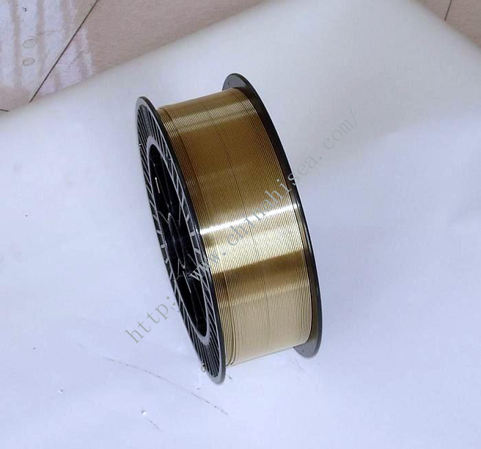 JQ.TH550-NQ-Ⅱ  Gas-shielded Solid Welding Wire