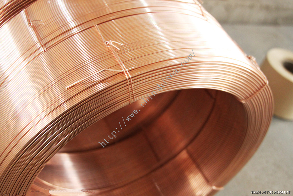JQ.MG70-G  Gas-shielded Solid Welding Wire