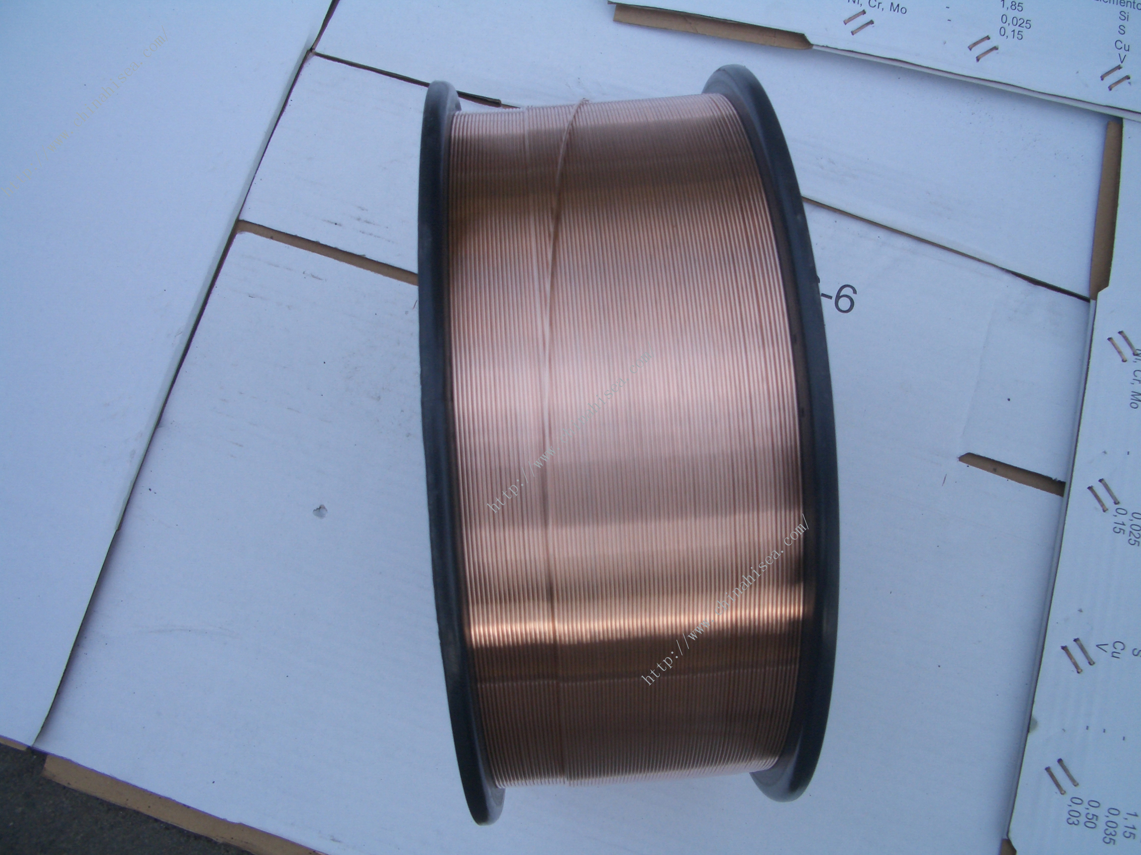 JQ.H10MnSi Submerged-arc Welding Wire