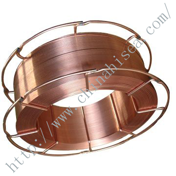 JQ.H08E Submerged-arc Welding Wire
