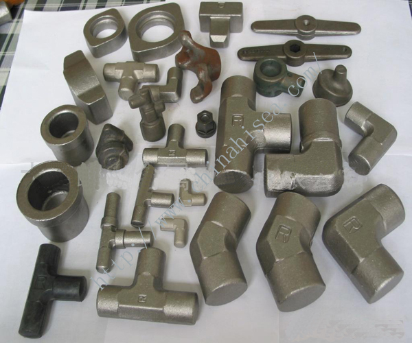 die forging spare parts