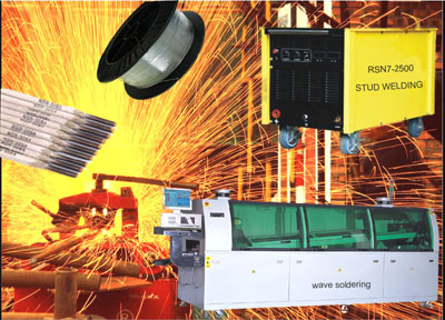 Welding Equipment Material