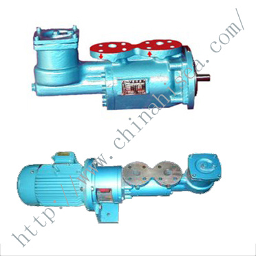 SPF Three-Spindle Screw Pump
