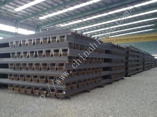 Hot Rolled U Shaped Steel Sheet Pile