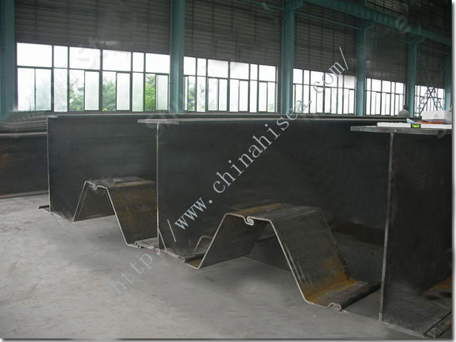 HZ Steel Sheet Pile