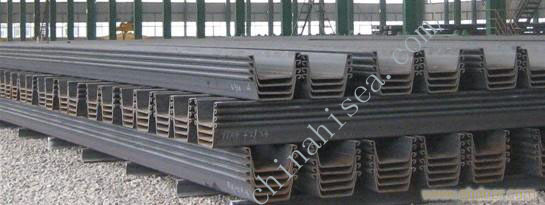 Hot Rolling Steel Sheet Pile