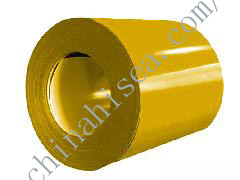 China PPGI / color coated steel/prepainted galvanized steel coil DX51D