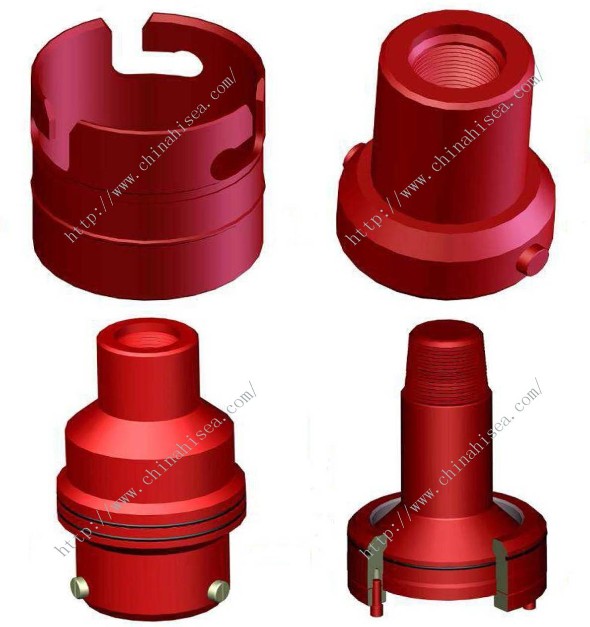 Oil/Gas Casing Head Tool