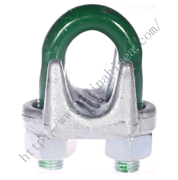 EN 13411 Type B Wire Rope Grips Clips