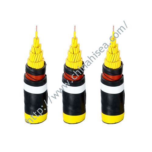 Mobile Metal Shielded Monitor Cable