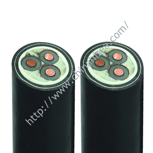Ground Mobile Metal Shielded Cable