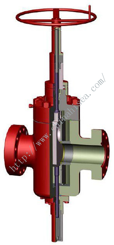 Ball Screw Operator Valve