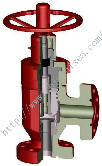 Drilling Choke Valve - Mannually Actuated Cylindrical Gate Type.jpg