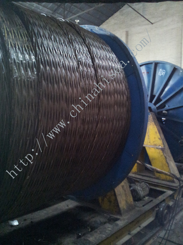 Flat Steel Wire Rope for balance