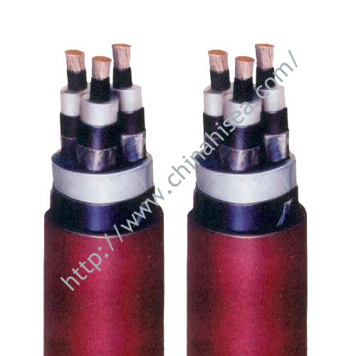 NBR Compound Power Cable