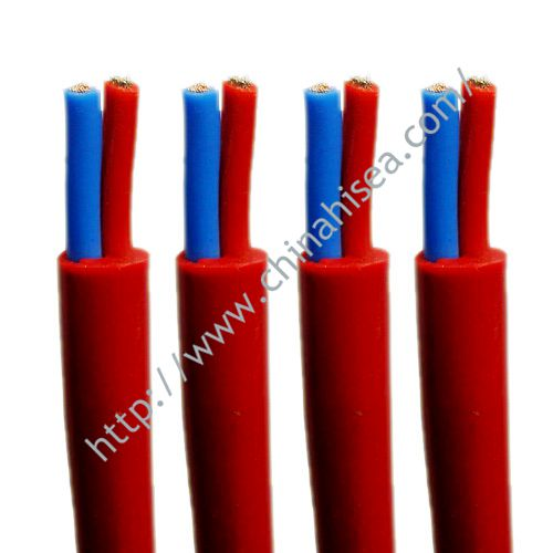 Silicon Rubber Insulated High Voltage Power Cables