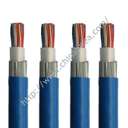 Intrinsically Safe Circuit Pairs Shield Control Cable