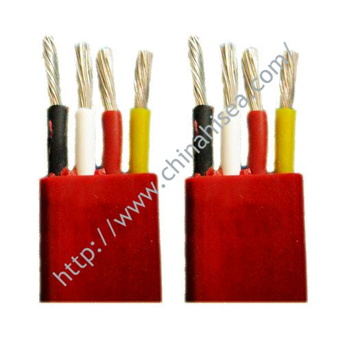 Silicon Rubber Flat Cable