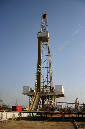 Oil/Gas Chain-drive Drilling Rig