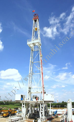 Oil/Gas DC Drilling Rig