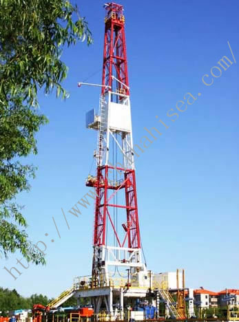 Oil/Gas Electromechanical Drilling Rig