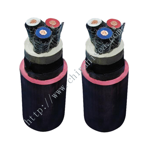 SIR insulated power cable