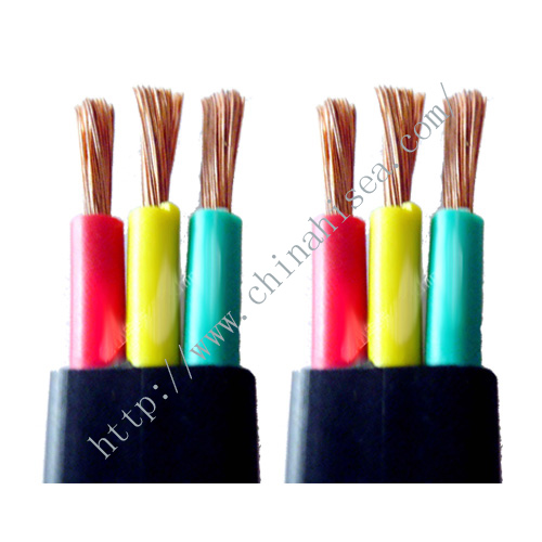 NBR sheathed Flat Cable
