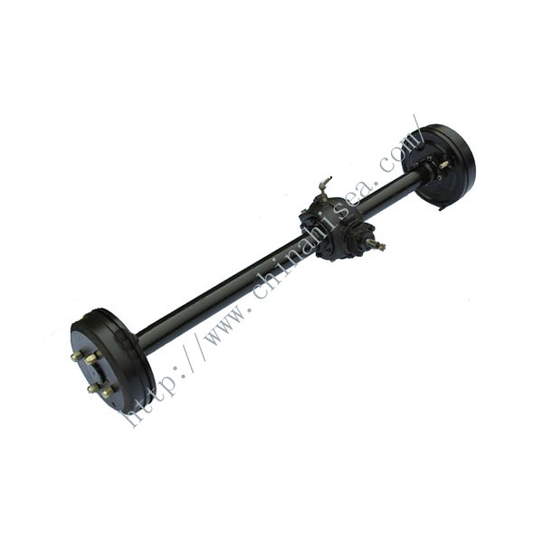 Gasoline Engine Tricycle Rear Axle