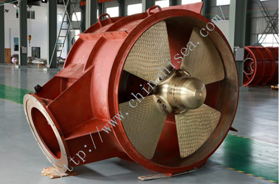 Tunnel Bow Thruster