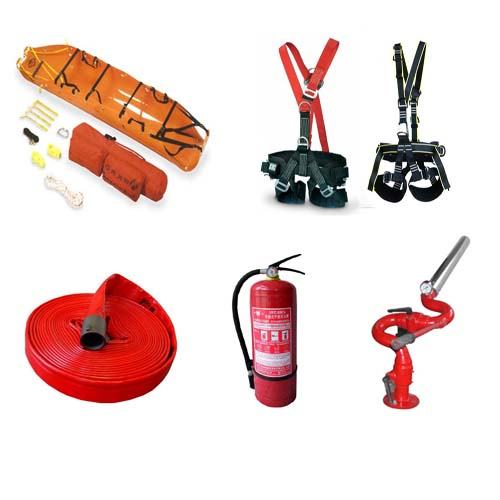 Life Saving And Safety Equipments