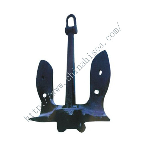 U.S Navy Stockless Anchor