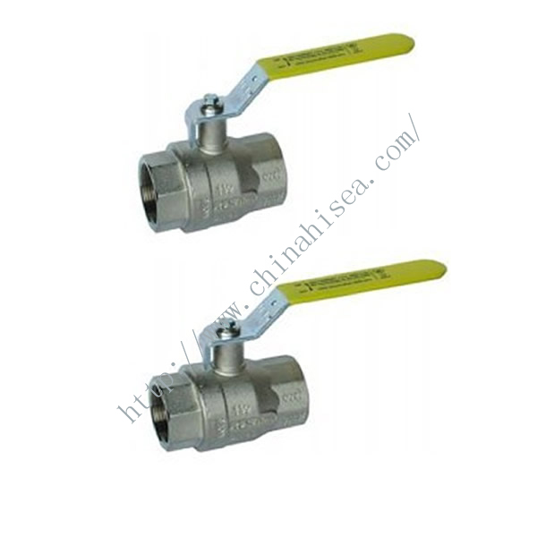 Brass Body Ball Valve