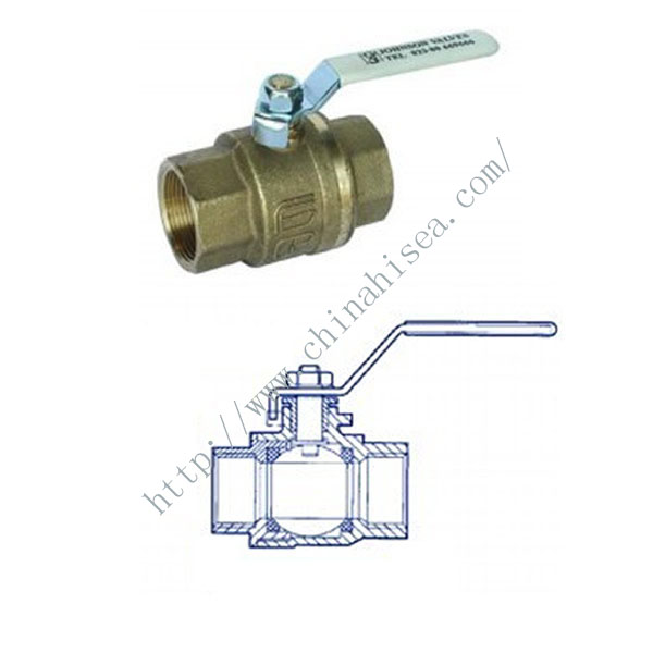 DZR Brass Ball Valve