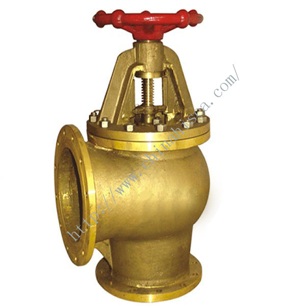 Marine Bronze Suction Sea Valve GB T2030 1980