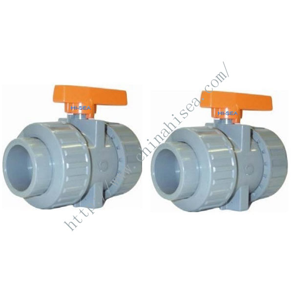 ABS UPVC Ball Valves