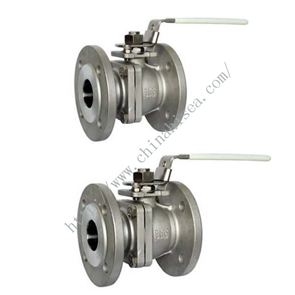 Flanged Full Bore Ball Valve