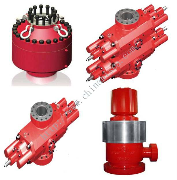 BOP (Blowout Preventer)