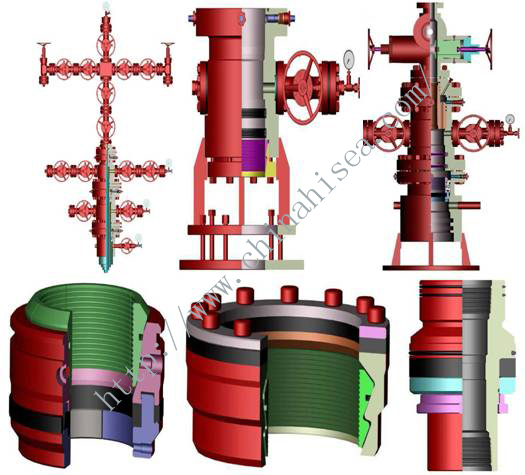 Wellhead Assembly and Christmas Tree