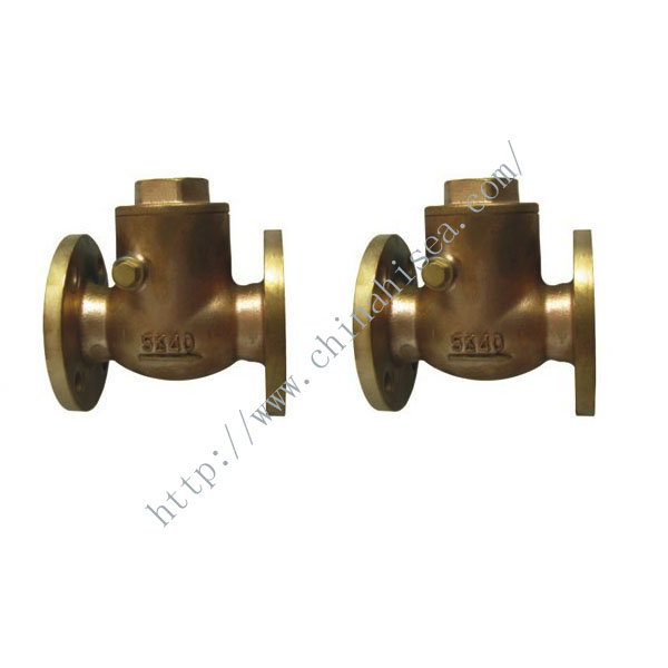 Marine Bronze Swing Check Valve