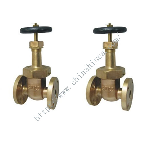 Marine Bronze Rising Stem Gate Valve