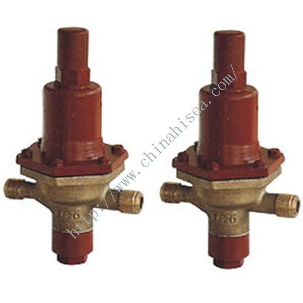 Marine Cast Copper Pressure Reducing Valve