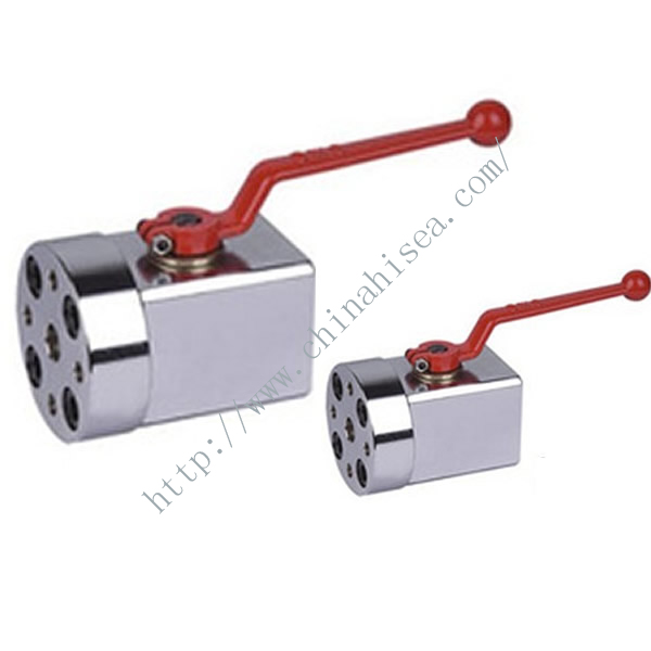 Marine High Pressure Ball Valve