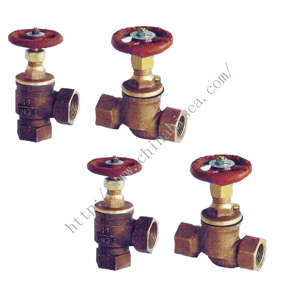 Marine Female Thread Bronze Globe Valve