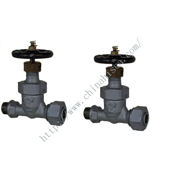 Marine Forged Steel Globe Thread Valve
