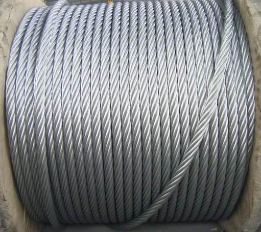 Rotation Resistant Steel Wire Rope