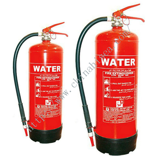6kg water fire extinguisher
