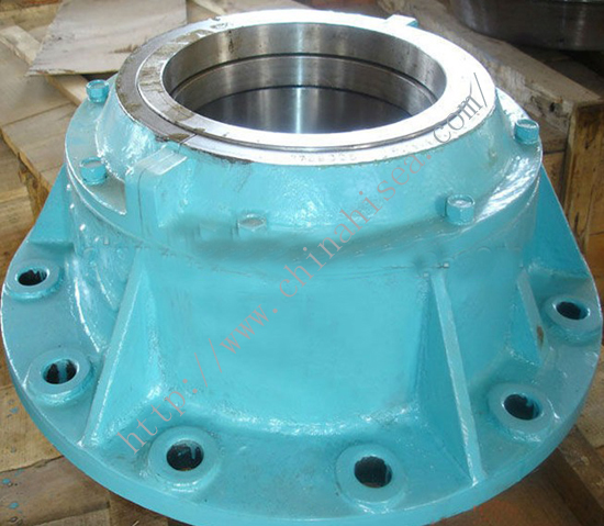 Roller Upper Rudder Carrier CB*789-87